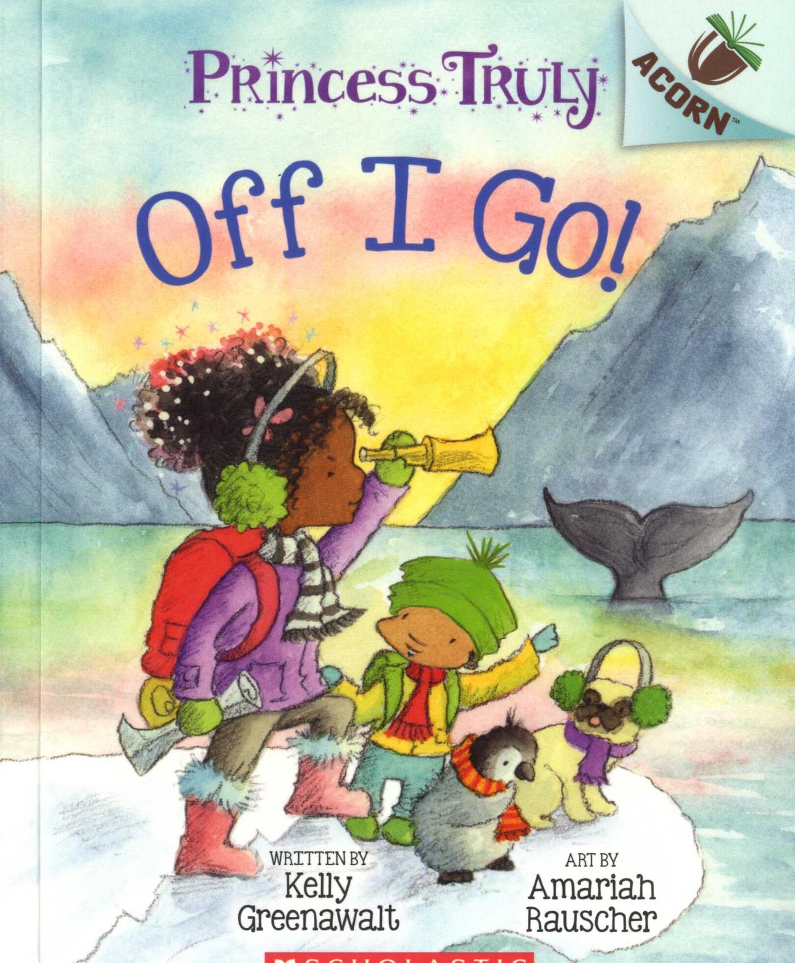 Princess Truly #02 : Off I Go! (Paperback)