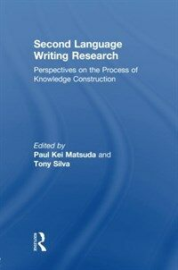 Second language writing research : perspectives on the process of knowledge construction