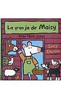 La granja de Maisy / Maisys Farm (Hardcover, Pop-Up)