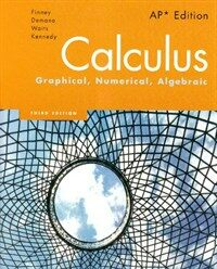 Calculus Student Edition (by Finney/Demana/Waits/Kennedy) 2007c (Hardcover, 3)