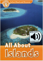 Oxford Read and Discover: Level 5: All About Islands Audio Pack (Package)