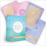 The Healing Mantra Deck: A 52-Card Deck (Other)