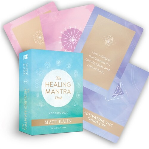 The Healing Mantra Deck: A 52-Card Deck (Other)
