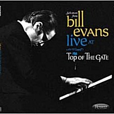 [수입] Bill Evans - Live At Art DLugoffs Top Of The Gate [2CD Deluxe Edition]