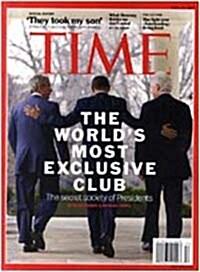 [정기구독] Time (주간 아시아판): - Asia Edition