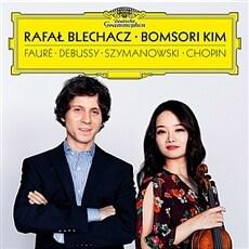 [수입] 포레, 드뷔시 & 시마노프스키 : 바이올린 소나타 / 쇼팽 : 녹턴 20번