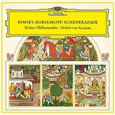 [수입] 림스키-코르사코프 : 셰헤라자데 (180g LP)