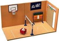 넨도로이드 플레이세트 #07 체육관A세트