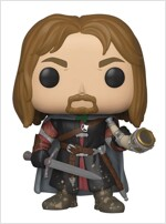Pop Lord of the Rings Boromir Vinyl Figure (Other)