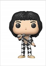 Pop Queen Freddie Mercury Jumpsuit Vinyl Figure (Other)