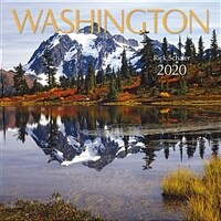2020 Washington Wall Calendar (Other)