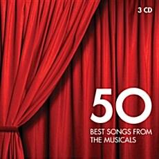 [수입] 50 Best Songs from Musicals [3CD]