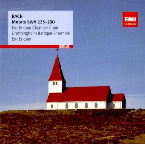 [수입] 바흐: 모테트 BWV225-230
