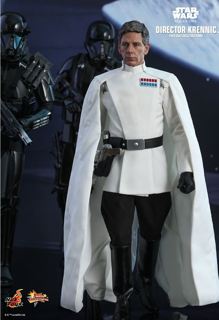 [Hot Toys] 스타워즈 로그원 디렉터크래닉 MMS519 - 1/6th scale Director Krennic Collectible Figure