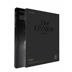 엑소 - EXO PLANET #4 : The EℓyXiOn[dot] [공연 화보집 & 라이브 앨범 2CD]