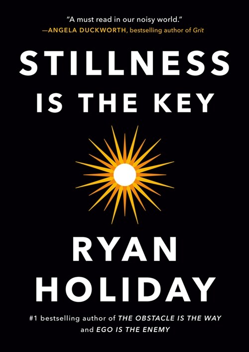 Stillness Is the Key (Hardcover)