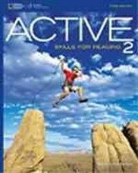 Active Skills for Reading 2 (Paperback, 3, Revised)