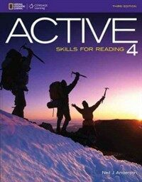 Active Skills for Reading 4 (Paperback, 3)