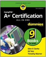 Comptia A+ Certification All-In-One for Dummies (Paperback, 5)