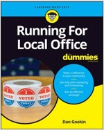 Running For Local Office For Dummies (Paperback)