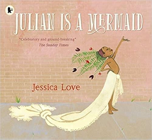 Julian Is a Mermaid (Paperback)