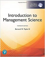 Introduction to Management Science, Global Edition (Paperback, 13 ed)