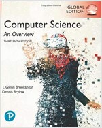 Computer Science: An Overview, Global Edition (Paperback, 13 ed)