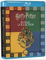 [블루레이] 해리포터 8 Film Collection (8disc)