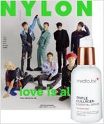 나일론 Nylon 2019.2 (표지 : 아이콘)