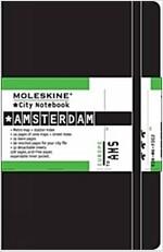 Moleskine City Notebook Amsterdam (Hardcover)
