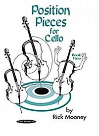 Position Pieces for Cello, Bk 2 (Paperback)