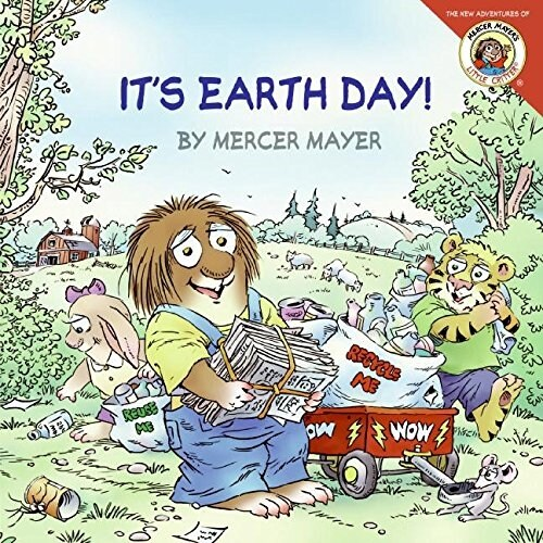 Its Earth Day! (Paperback)