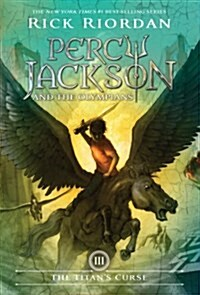 Percy Jackson and the Olympians, Book Three the Titans Curse (Paperback)