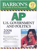 Barron's AP U.S. Government and Politics 2008 (Paperback, 5th, Revised)
