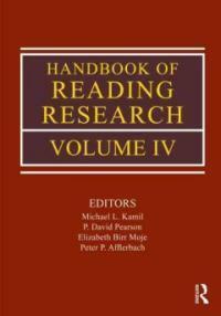 Handbook of reading research. 4