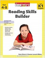 Reading Skills Builder, Level K1 (Paperback)