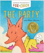 Fox + Chick : The Party and Other Stories (Paperback)