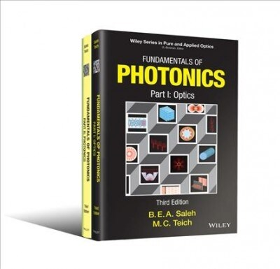 Fundamentals of Photonics (Hardcover, 3)