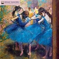 Degas' Dancers Wall Calendar 2020 (Art Calendar) (Calendar, New ed)