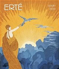Erte Desk Diary 2020 (Diary, New ed)