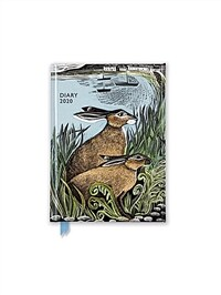 Angela Harding - Rathlin Hares Pocket Diary 2020 (Diary, New ed)