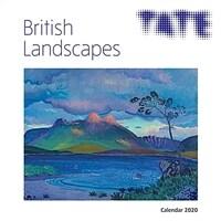 Tate - British Landscapes Wall Calendar 2020 (Art Calendar) (Calendar, New ed)