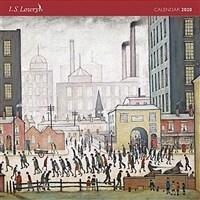 L.S. Lowry Wall Calendar 2020 (Art Calendar) (Calendar, New ed)