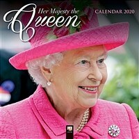 Her Majesty the Queen Wall Calendar 2020 (Art Calendar) (Calendar, New ed)
