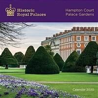 Historic Royal Palaces Hampton Court Palace Gardens Wall Calendar 2020 (Art Calendar) (Calendar, New ed)