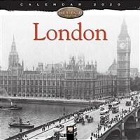 London Heritage Wall Calendar 2020 (Art Calendar) (Calendar, New ed)