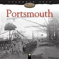 Portsmouth Heritage Wall Calendar 2020 (Art Calendar) (Calendar, New ed)