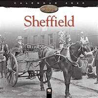 Sheffield Heritage Wall Calendar 2020 (Art Calendar) (Calendar, New ed)