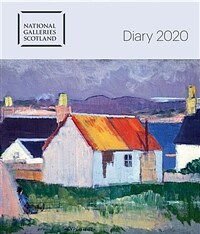 National Galleries of Scotland Desk Diary 2020 (Diary, New ed)