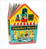 Alphabet Street (Board Books)